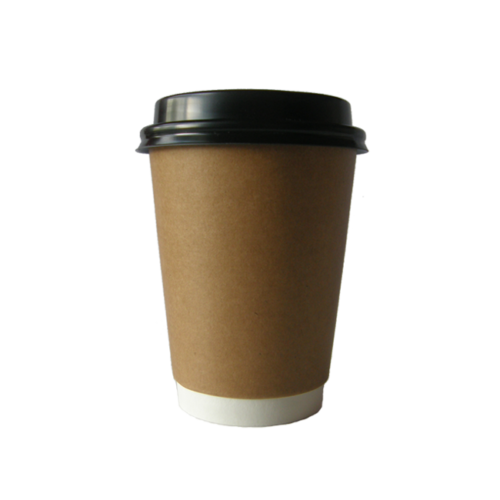 double wall cup medium with lid