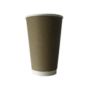Triple Wall Paper Coffee Cups