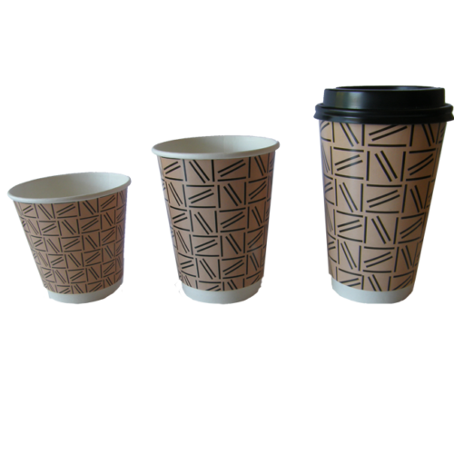 abstract design all cups