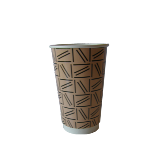 abstract design large Cup