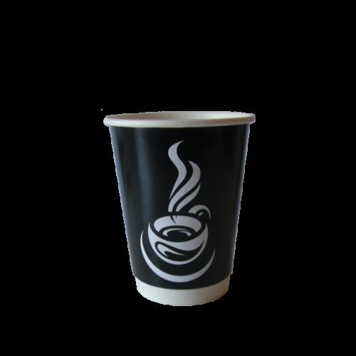 hot black cup medium