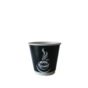 hot black cup small