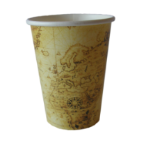 Single Wall Paper Hot/Cold Cups